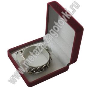 Браслеты женские серебряные с гравировкой